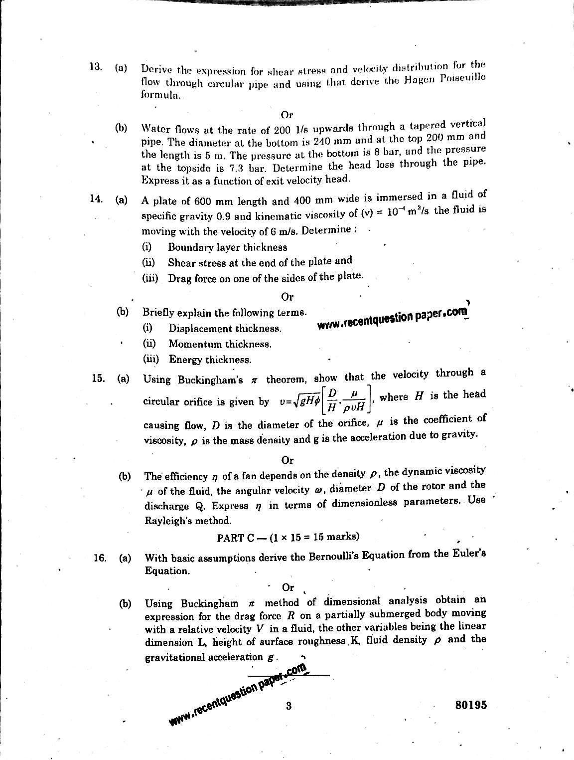 suinmo - Fluid mechanics anna university notes pdf